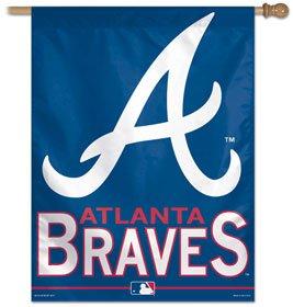 "WinCraft Atlanta Braves 27""x37"" Banner"