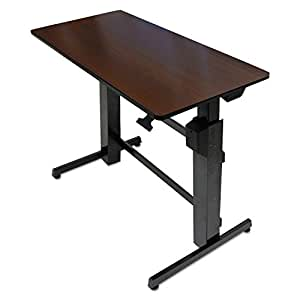 Amazon Com Erg24271927 Ergotron Workfit D Sit Stand