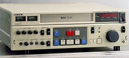 sony-svo-9600-s-vhs-editor-vtr-vcr-broadcasting-unit