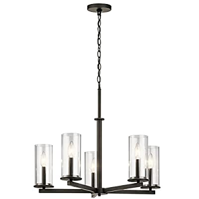 Kichler 43999OZ Five Light Chandelier