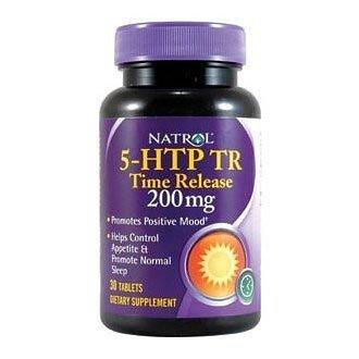 Natrol 5-HTP 200mg 30 comprimés (Multi-Pack)