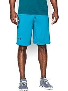"Under Armour Men's UA Raid 10"" Shorts XX-Large ISLAND BLUES"