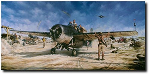 THE MAGNIFICENT FIGHT BY John Shaw MAIN EDITION 31 Sigs F4F Wildcats