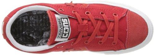Converse Sp Tonal Ox - Zapatillas de tela para unisex-adultos Rojo (Rot)