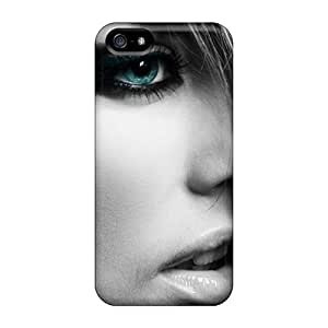 Durable Case For The Iphone 5/5s- Eco-friendly Retail Packaging(eyes Colorsea)
