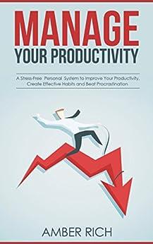 Manage Your Productivity Stress Free Procrastination ebook product image