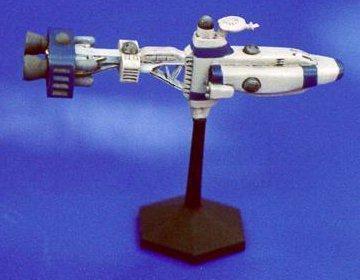 Babylon 5 Wars Earth Alliance Hyperion Heavy Cruiser