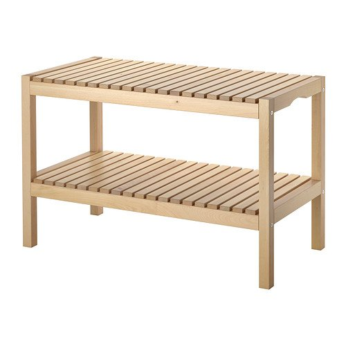 Ikea molger – Bench abed