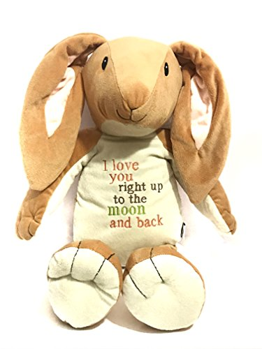 Guess How Much I Love You Rabbit - Nutbrown Hare - Guess How Much I Love You - Large Plush Rabbit