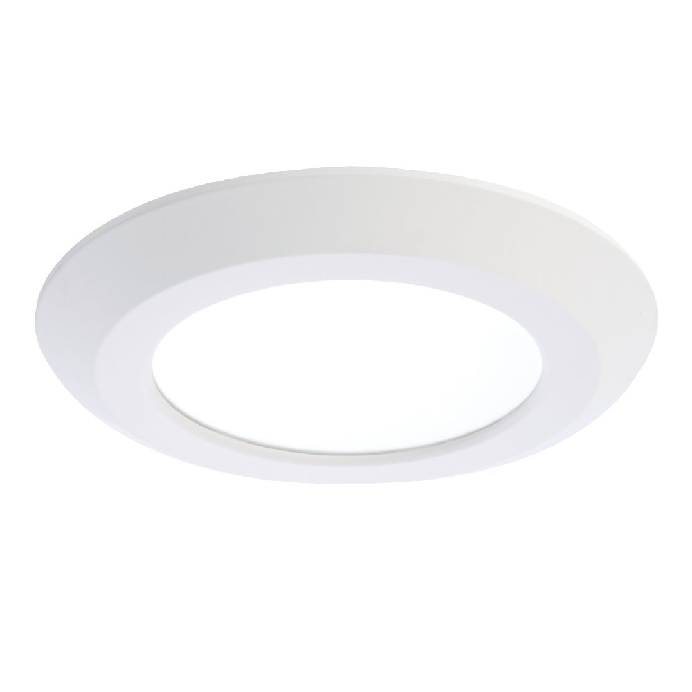 Halo SLD612835WHUNVJB 6'' White 80CRI, 3500K, J-Box Mount Only Integrated LED Recessed Trim, White