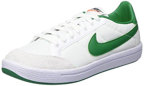 Nike Meadow '16 Txt, Zapatillas de Deporte para Hombre Blanco (White / Pine Green)