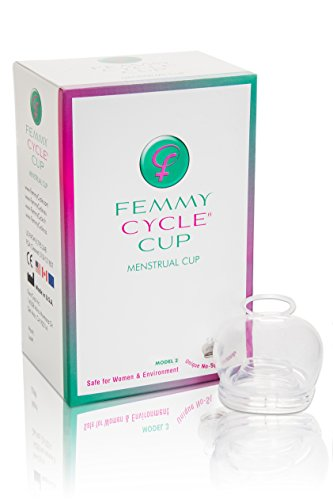 FemmyCycle Menstrual Cup LOW CERVIX Size