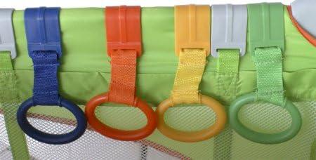 arco iris Coche Parque de beb/és Corralito Plegable Corral de Juego ARTI BasicGo