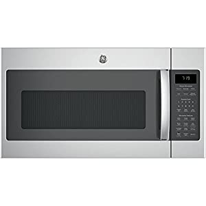 """GE JVM7195SKSS 30"""" Over-the-Range Microwave Oven in Stainless Steel"""