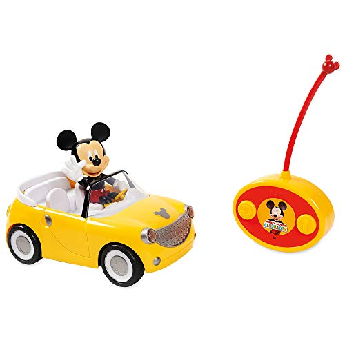 Disney Mickey Mouse Remote Control Town Car]()