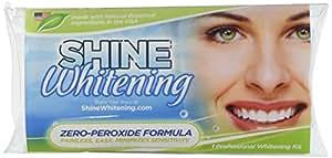 Shine Whitening - Zero Peroxide Teeth Whitening System - No Sensitivity