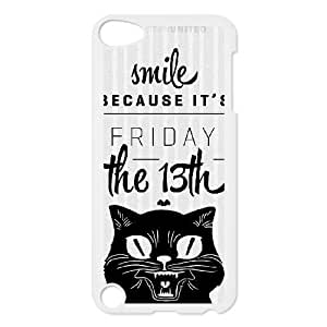 iPod Touch 5 Cell Phone Case White Friday The 13TH NF6034290