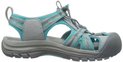 Keen Venice H2 - Sandalias deportivas de Material Sintético para mujer Turquesa Neutral Gray / Blatic Turquesa - Neutral Gray / Blatic