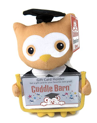 Graduation Squeezers Gift Card Holders Celebration Played Cuddle Barn Owl
