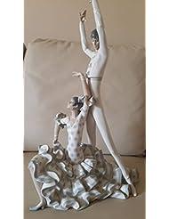 Lladro - Flamenco Dancers - Baile Español - Spanish Dance - 01004519-4519