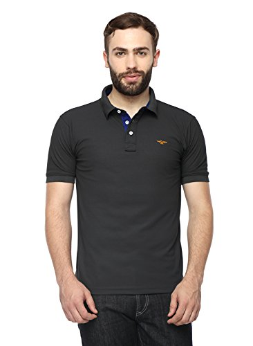 polo neck t shirt
