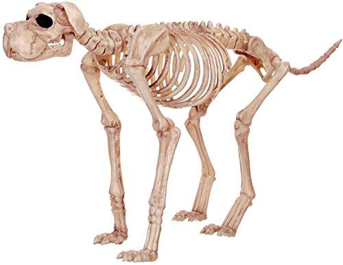 Skeleton Dog Decoration (Lrg Skeleton Dog)