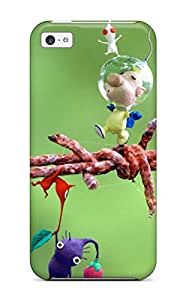 Pretty AmSTfRd5462MNsCr Iphone 5c Case Cover/ 3d Animated Series High Quality Case