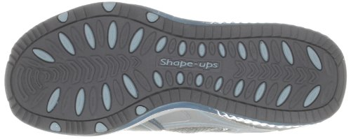 Skechers BKSL mode Accelerators XF Baskets 12320 ups femme Shape Argent qxATp