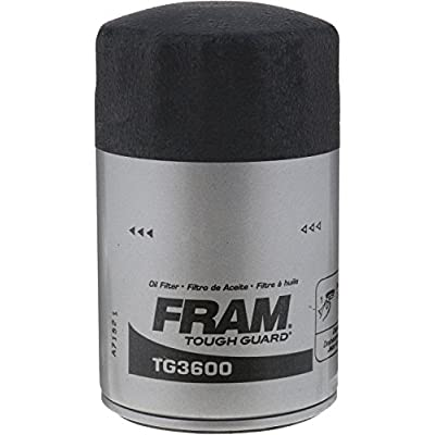 FRAM TG3600 Tough Guard Passenger Car Spin-On Oil Filter: Automotive