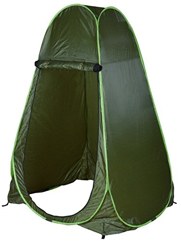 Camping Portable Green Outdoor Pop Up Tent Shower Privacy Toilet Changing Room (Quest Sport Dome Canopy compare prices)