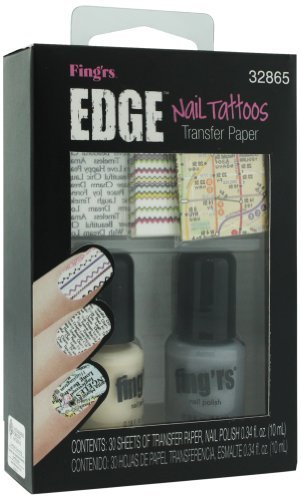 - Fing'rs Edge Nail Tattoos 32865 by Fing'rs