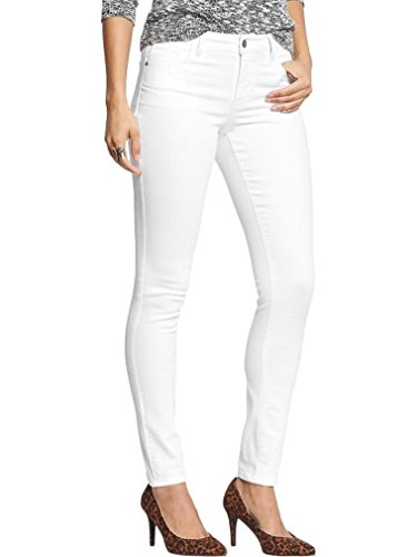 Old Navy Low-Rise Super Skinny Rockstar Jeans For Women (16) (Old Navy Pant Women)