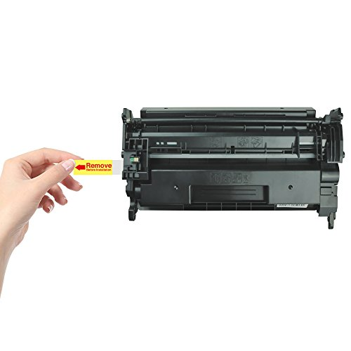 Scrupulous Print Compatible High Yield Toner Cartridge Replacement for CF226A CF226X, for use with HP LaserJet Pro M402d, M402dn, M402dne, M402dw, M402n, M426dw, MFP M426fdn, MFP M426fdw (Black) Photo #4