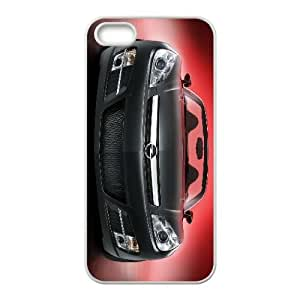 Opel iPhone 5 5s Cell Phone Case White xlb-063737