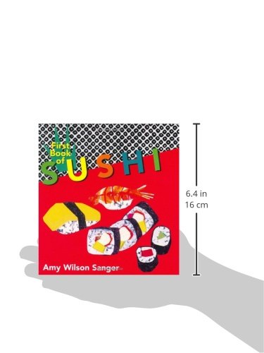 First Book of Sushi (World Snacks)