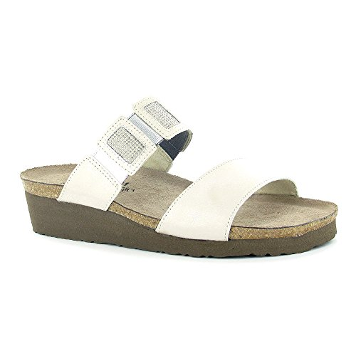 Wedge Sandal Emma Naot SILVER DUSTY Women's zqPaSa