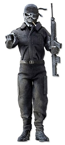 (NECA Iron Maiden Clothed 2 Minutes to Midnight 8