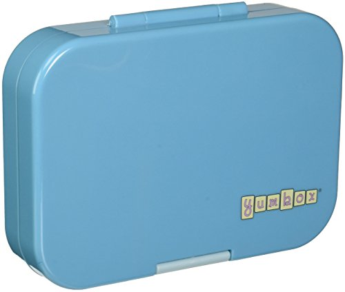 yumbox leakproof bento lunch box container gelato blue for kids fitness tracker fitness. Black Bedroom Furniture Sets. Home Design Ideas