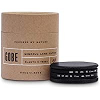 Gobe Filter Kit 52mm SCHOTT MRC 16-Layer: UV + CPL Polarizer