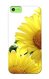 meilinF000Premium Tpu Sunflowers Cover Skin Series For ipod touch 5meilinF000