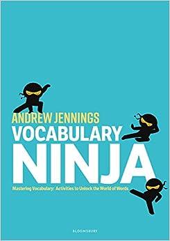 Book's Cover of Jennings, A: Vocabulary Ninja (Inglés) Tapa blanda – 18 abril 2019