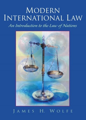 Modern International Law: An Introduction To The Law Of Nations- (Value Pack w/MyLab Search)