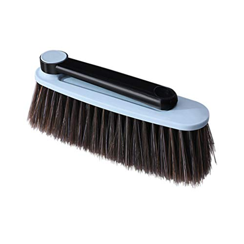 Websad_Multifunctional New Clean Dust Brush 360° Rotation Bed Brush (Blue) from Websa_ Home & Garden
