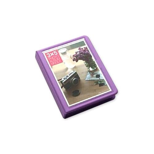 Low Cost Shopready 32 Pockets Colorful Fuji Wide Instant Mini Book
