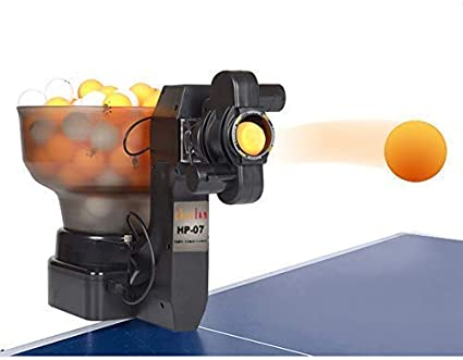 Pong//Table Tennis Automatic Ball Machine Launcher for Training Exercise