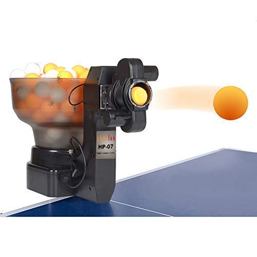 CHAOFAN 36 Spins Ping Pong Ball Machine with Automatic Table Tennis Machine for Training ()