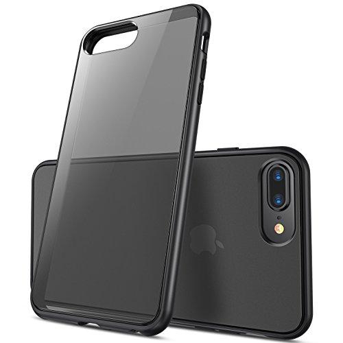 CASEKOO iPhone 8 Plus Case, iPhone 7 Plus Case Full-Body Rugged Protective Heavy Duty Case Hard Tough Shock Absorption Bumper Case Compatible iPhone 8 Plus 7 Plus 6s Plus 6 Plus-Black For Sale