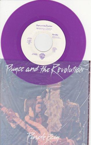 Purple Rain Bw God