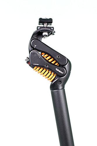 Cirrus Cycles KINEKT 2.1 Aluminum 27.2 Diameter x 420mm Post (LG - Seatposts Shims Seatpost Suspension