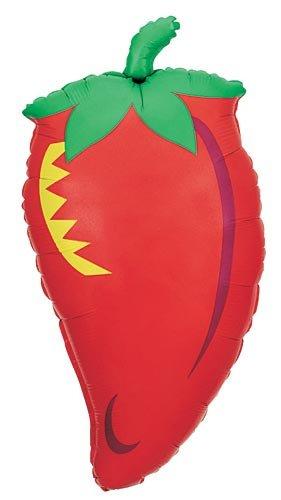 Chili Pepper Mylar Balloon -